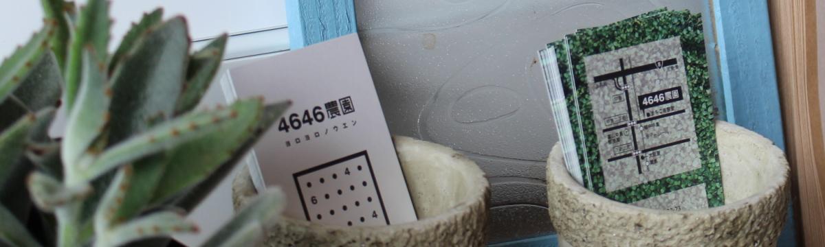 お問い合わせフォーム 4646農園は富山市粟島のフラワーショップお花屋さんです