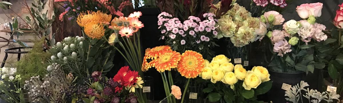 FLOWER 4646農園は富山市粟島のフラワーショップお花屋さんです